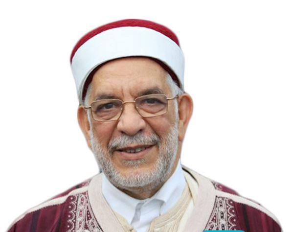 Photo of Abdelfattah Mourou