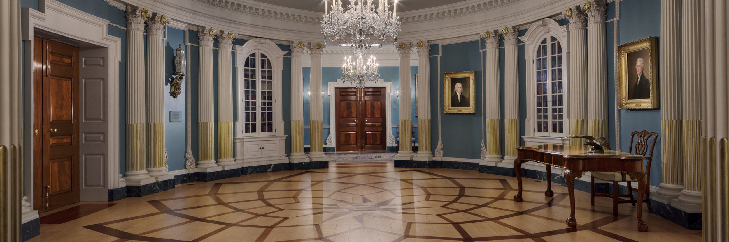 The Treaty Room, U.S. State Department