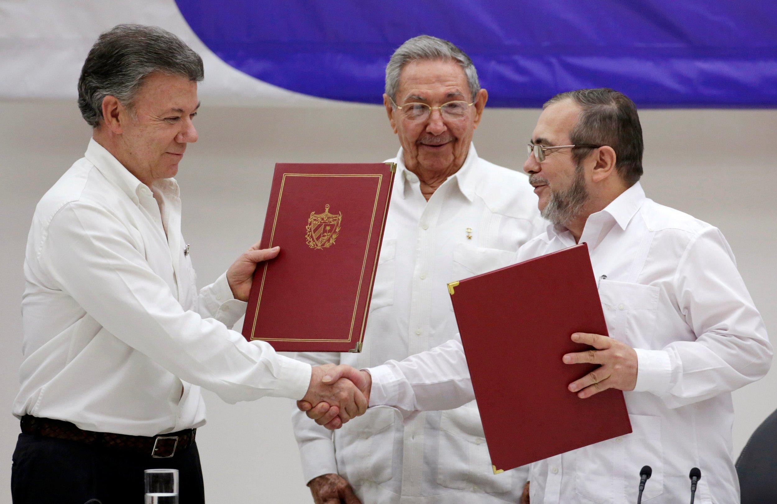 Photo by Enrique de la Osa/Reuters