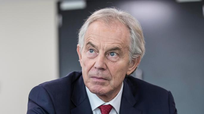 Tony Blair (Photo by Richard Pohle/The Times)