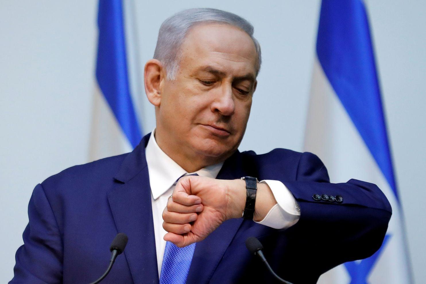 Benjamin Netanyahu (Amir Cohen/Reuters)