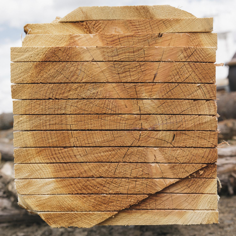 Prairie Mountain Folk School - Log Section