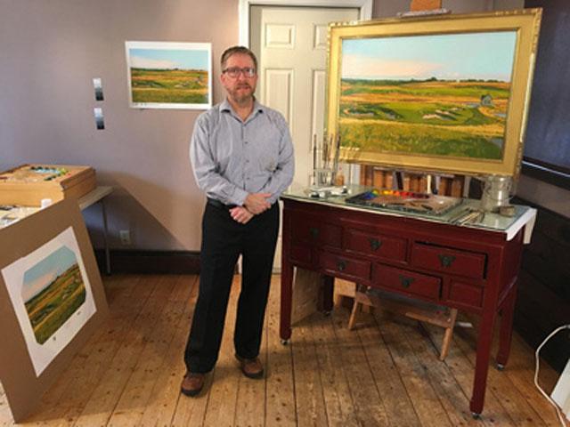 David & the finished painting72dpi400.jpg