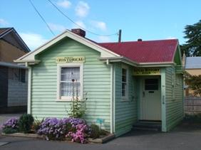 Westbury Historical Rooms