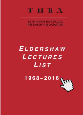THRA_Eldershaw_Lecture_List
