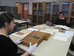 UTAS Special and Rare Collections library