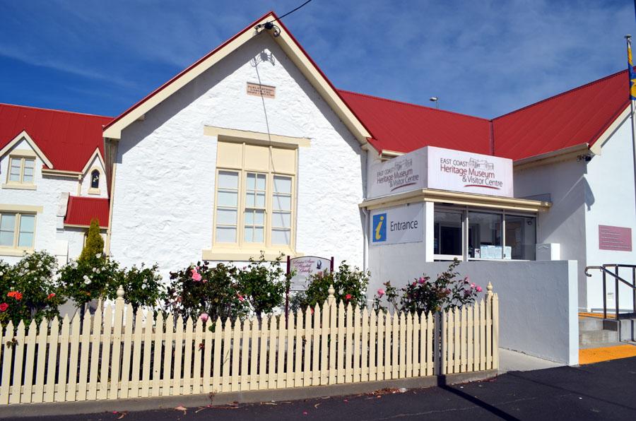 East Coast Heritage Museum - Swansea