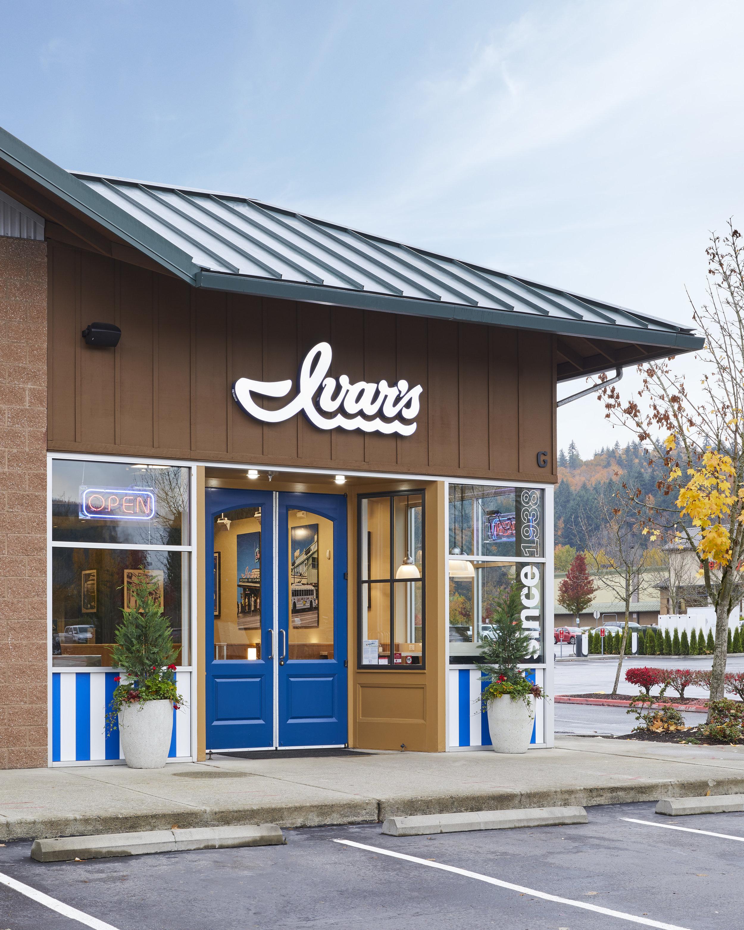Ivar's Seafood Bar, Issaquah, WA