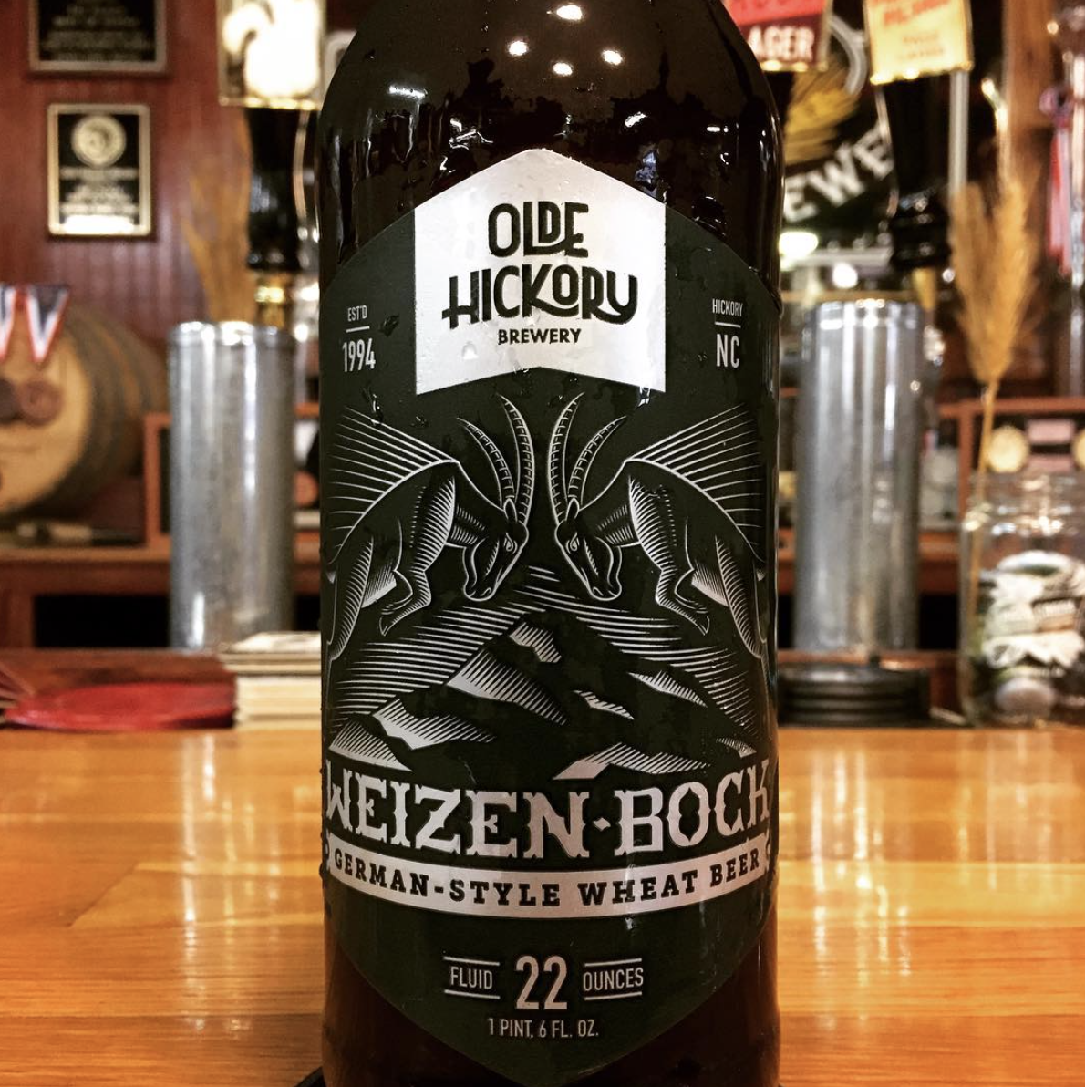 Photo Credit: Olde Hickory Brewery/Instagram