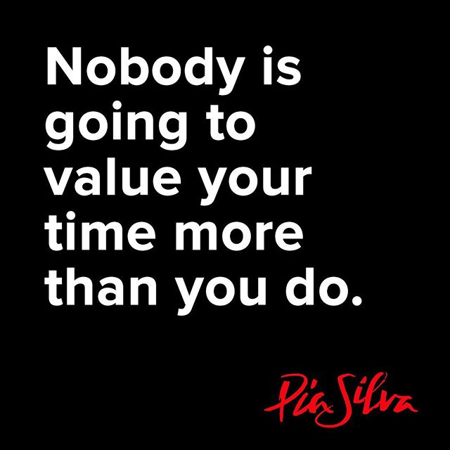 Nobody is going to value your time MORE than you do. . When you give away hours of your time for free in the form of writing proposals pitching for work, doing free consultations or strategy sessions, you are communicating to the world that you NEED business and you are willing to give up your most valuable asset, your TIME, in order to TRY to get it (remember: not actually get it!) . Treat your time like the MOST valuable, and most LIMITED resource you have, and others will fall in line. Tell the world your time isn't valuable and I promise they will agree with you!