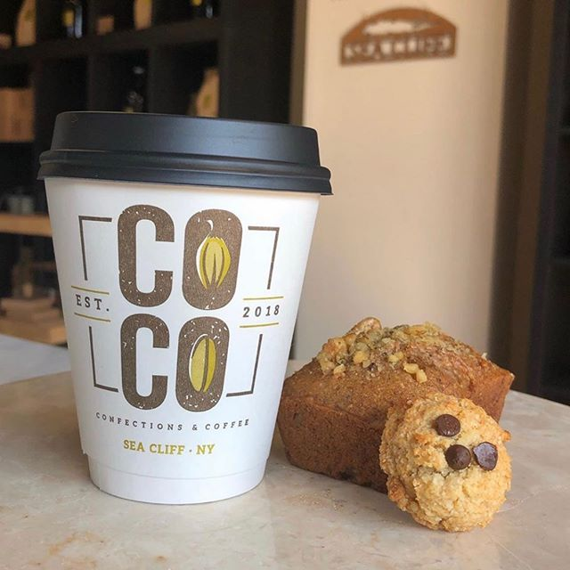 @cocoseacliff x Well baked🙌 The organic cold brew is a must (locally roasted on LI) and their artisan chocolates/truffles/gourmet coffee. The sweetest coffee shop nestled in Sea Cliff, NY! . . . #longisland #shoplocal #lieats #coldbrew #icedcoffee #seacliff #longislandfood #eeeeeats #coffeeshop #coffeehouse #entrepreneur #smallbusiness #womeninbusiness #chocolate #artisan #healthyeating #glutenfree #paleo #vegan