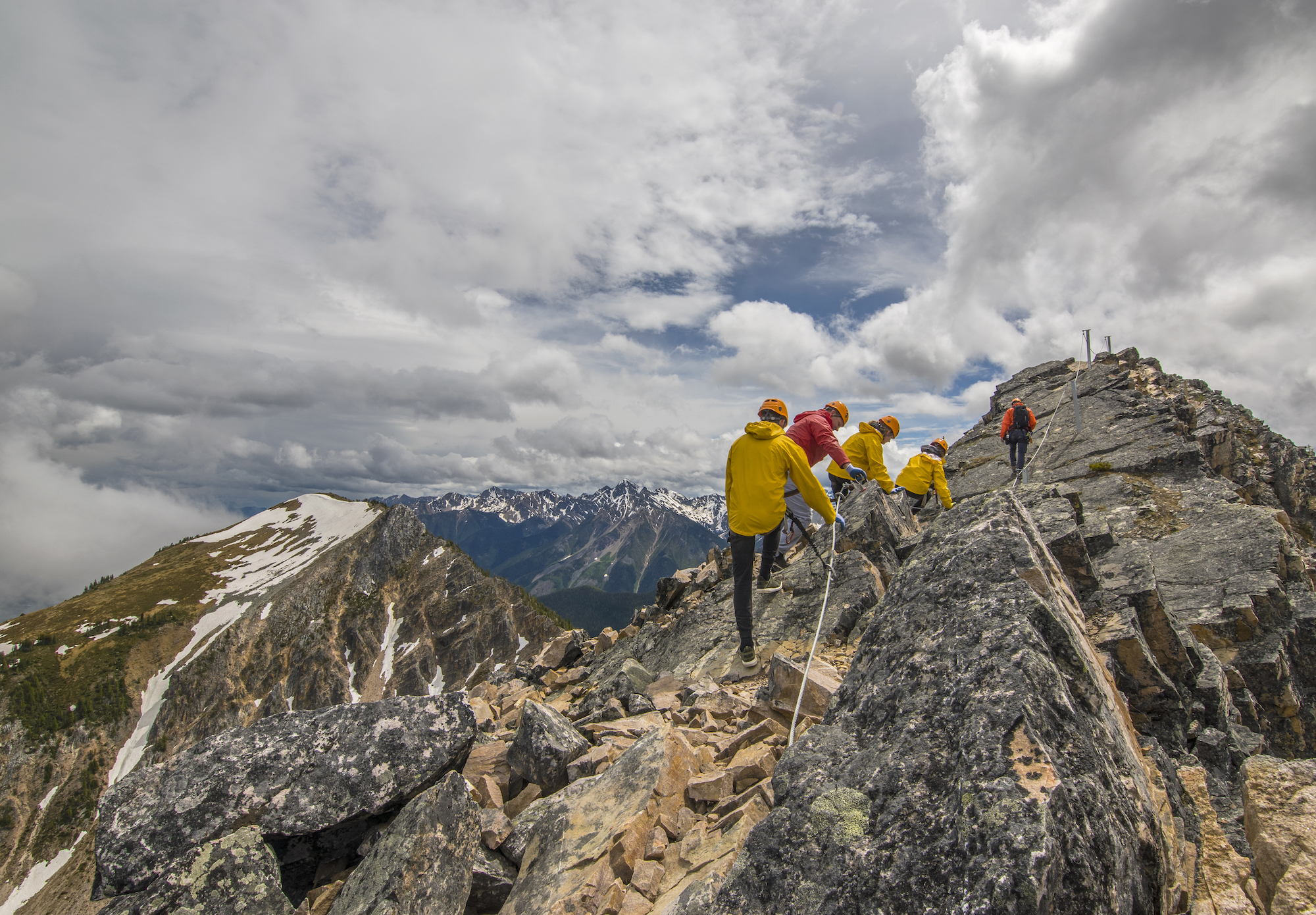 VIa-ferrata-kicking-horse-lodging