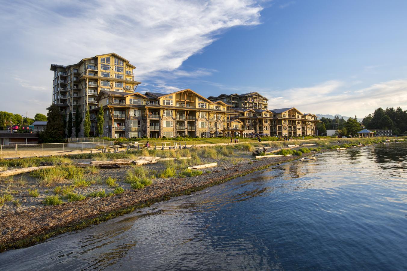 The Beach Club Resort - Parksville, British Columbia