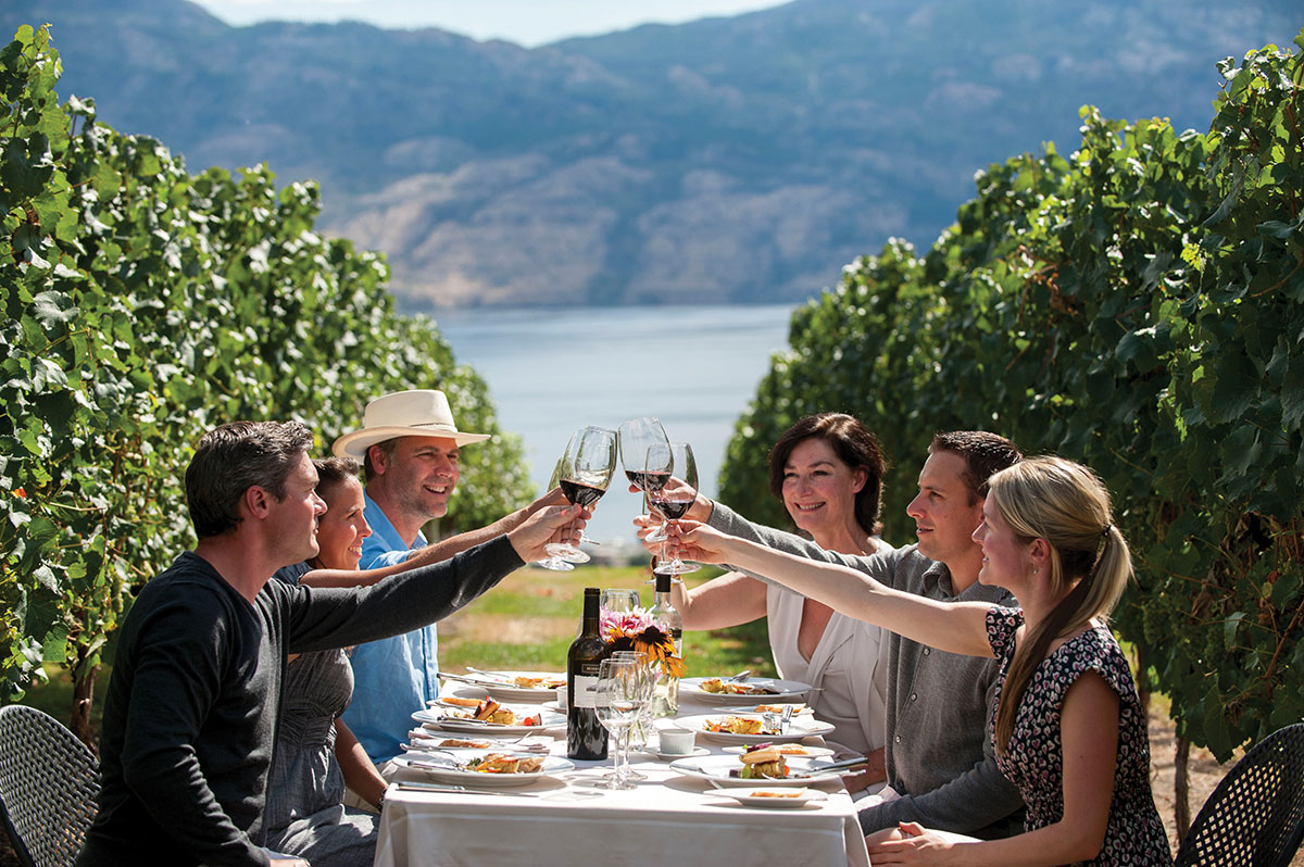 Visit iconic vineyards on a Westside Wine Trail tour -