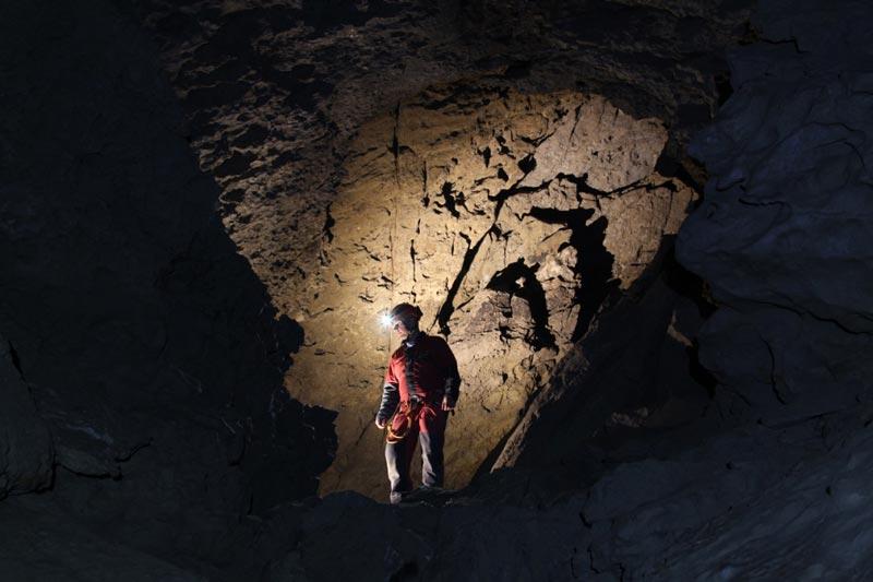 Go underground at Ratt's Nest Cave -