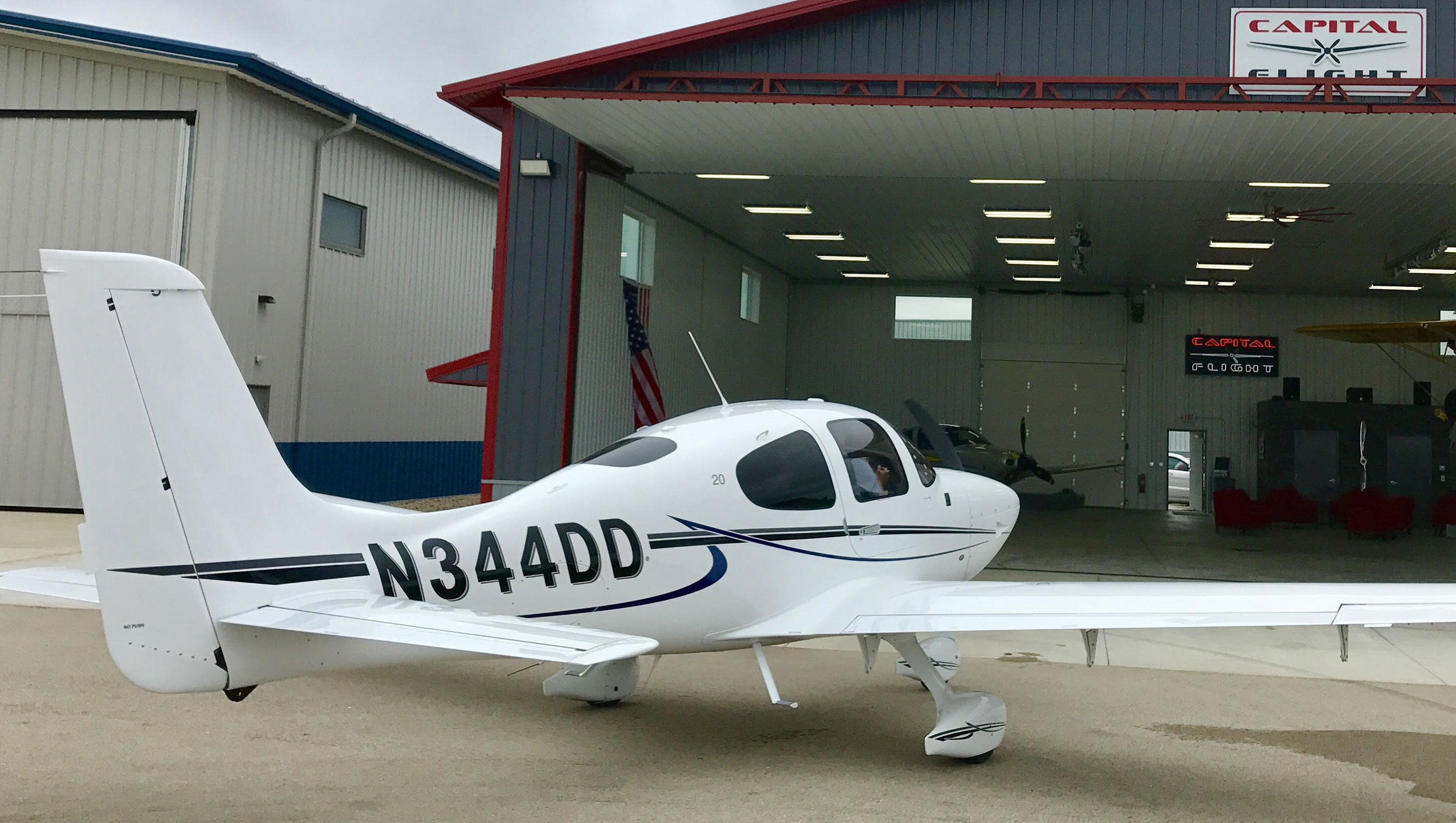 2017 Cirrus SR20 G6 Available for training and rental