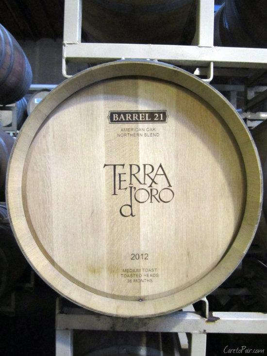 Terra d'Oro Winery | CaretoPair.com