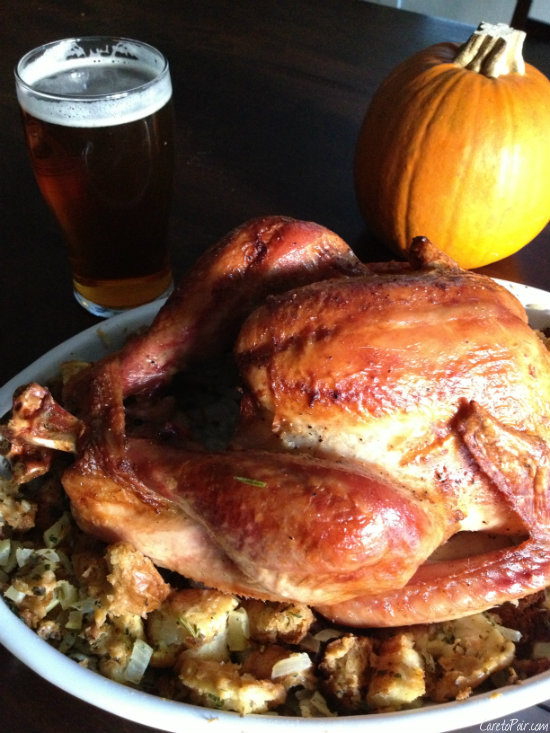 Turkey Beer Pairing