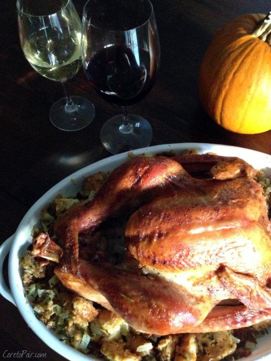 Thanksgiving Wine Pairings on CaretoPair.com