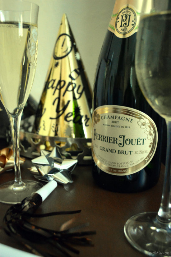 What Champagne to drink on NYE |CaretoPair.com
