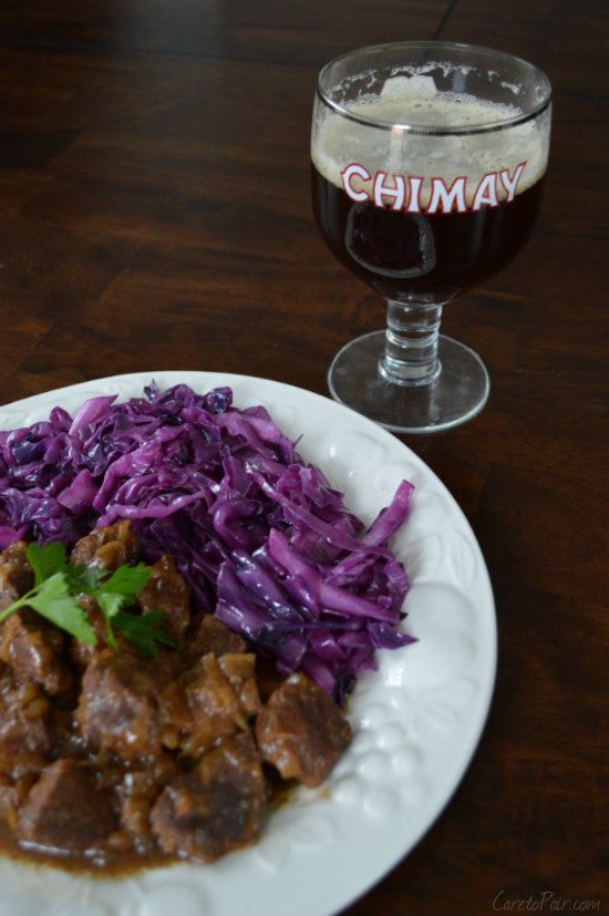 Beer Pairing with Beef Stew