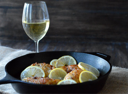 What Wines and Beers to pair with Lemon Chicken | CaretoPair.com