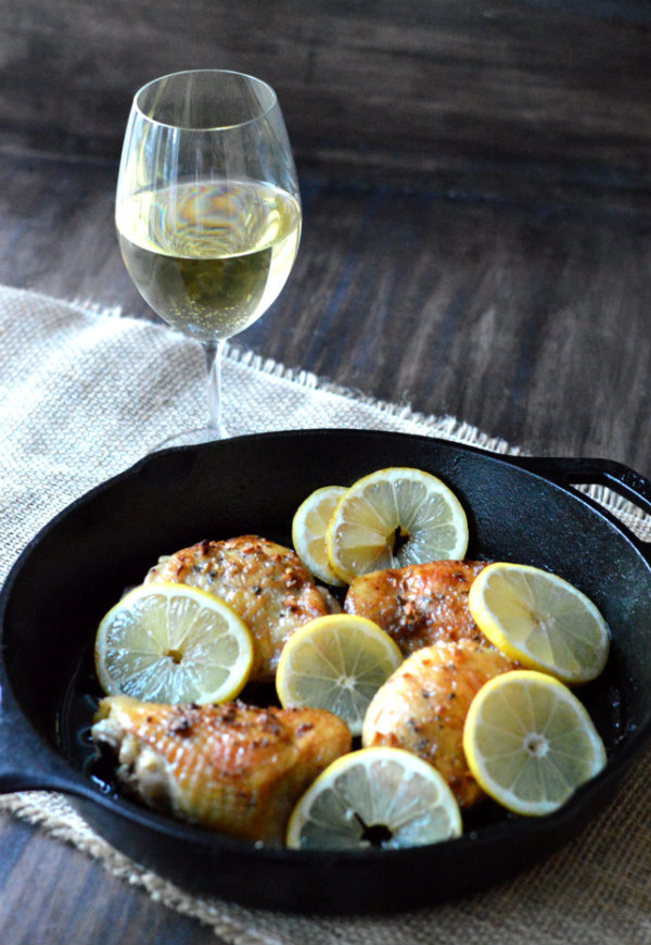 What Wine to Pair With Lemon Chicken | CaretoPair.com