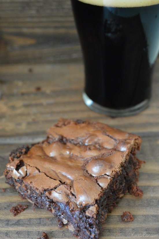 Brownies and Beer | CaretoPair.com