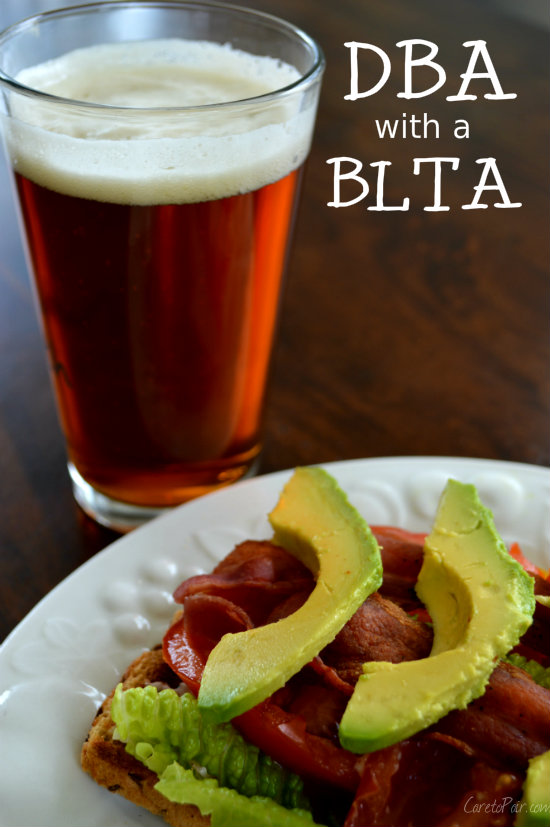 What Beer to Serve with a BLTA Sandwich | CaretoPair.com