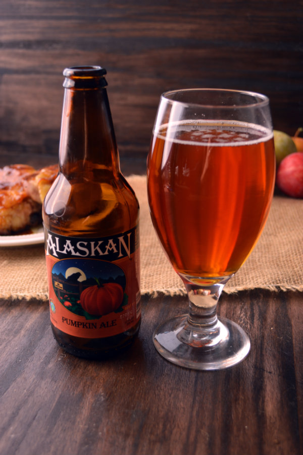 Pumpkin Beer Pairing with Roasted Brown Sugar Chicken | CaretoPair.com