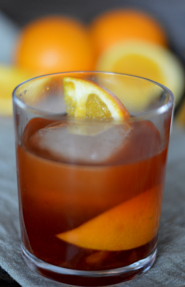 The Old Fashioned Cocktail | CaretoPair.com