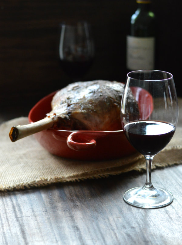 What Wine to Pair with Roasted Lamb | Lamb and Wine Pairing via CaretoPair.com