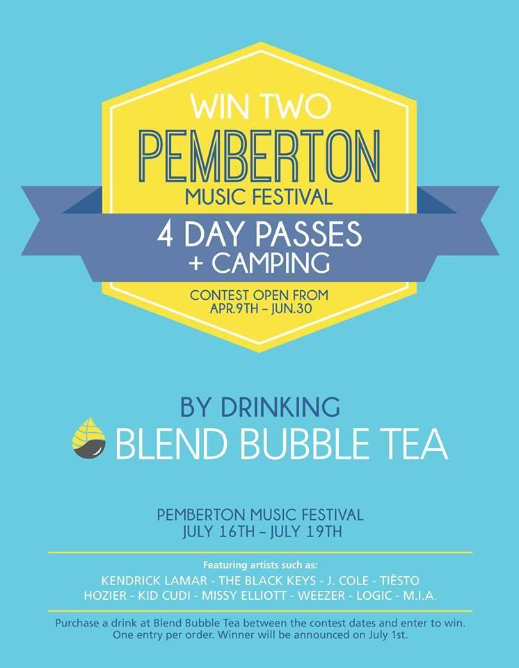 Pemberton Contest