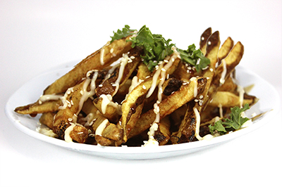 Teriyaki Mayo Fries
