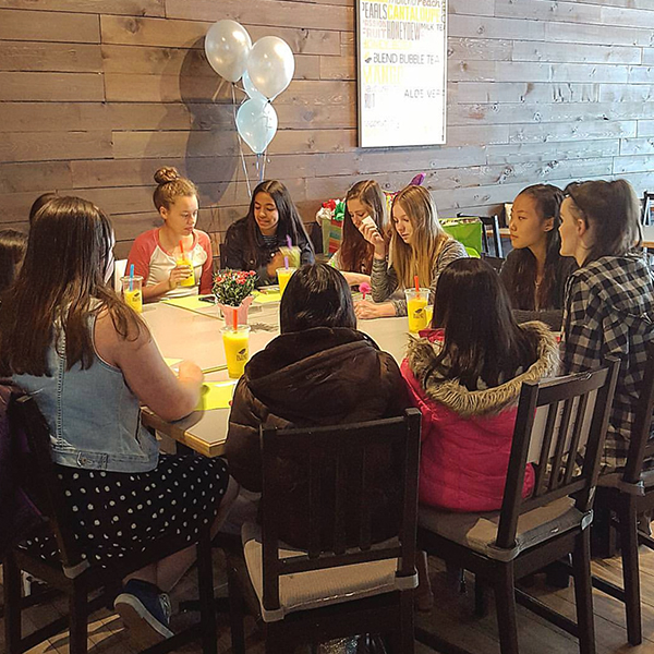 Birthday Parties at Blend