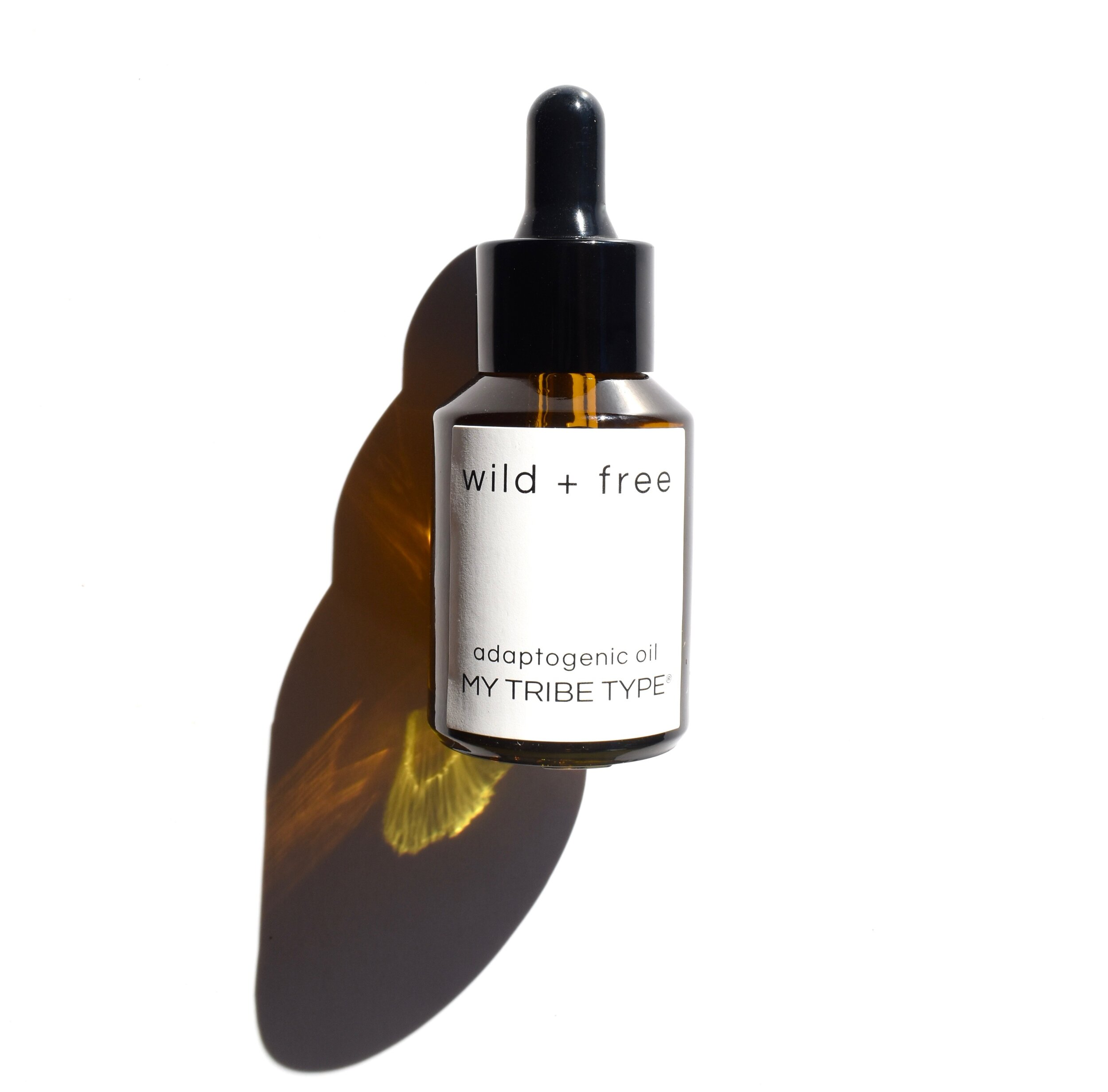 Wild + Free - Adaptogenic Face Oil