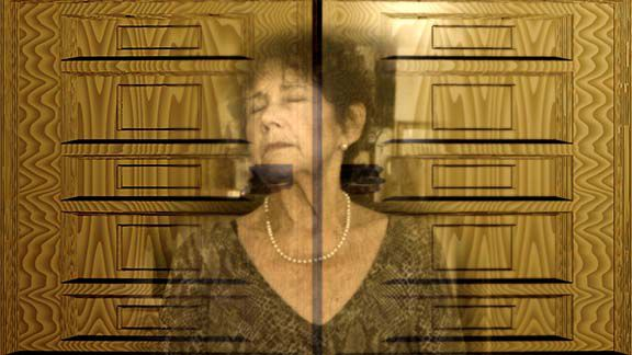 Linen Closet - Directed by David FinklesteinAn older woman (Alice Teirstein) opens a closet door and finds a key to her confused, fading memories. Hearing and vision loss isolate her, and her mental confusion keeps her suspended in the tactile sensations of the immediate present.