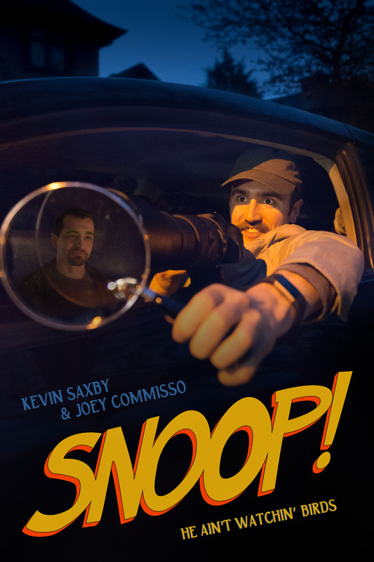 Snoop - Directed by Kevin SaxbyIn the shadows of a derelict jazz club, a private investigator named Steve meets with the adulterous man he's been following for the past month. He has explicit photos of the man's affair, and an ultimatum to boot: Steve won't go to the man's wife with the photos, IF the man gives him whatever is locked in his briefcase. Seems pretty straightforward. So why is the man laughing?