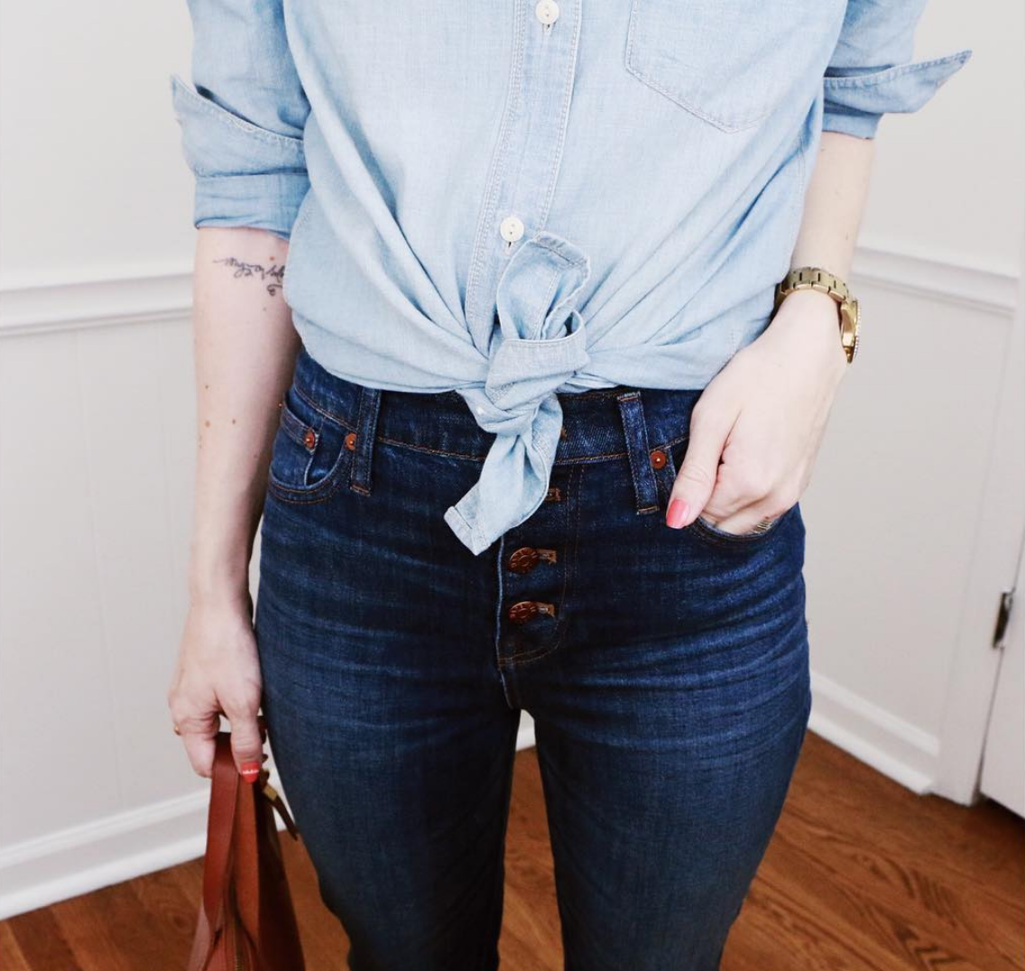 INTENTIONAL SHOPPING FOR YOUR WARDROBE | MADEWELL HAUL