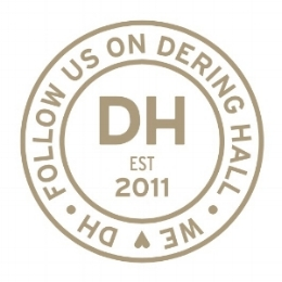 FOLLOW US ON DERING HALL.