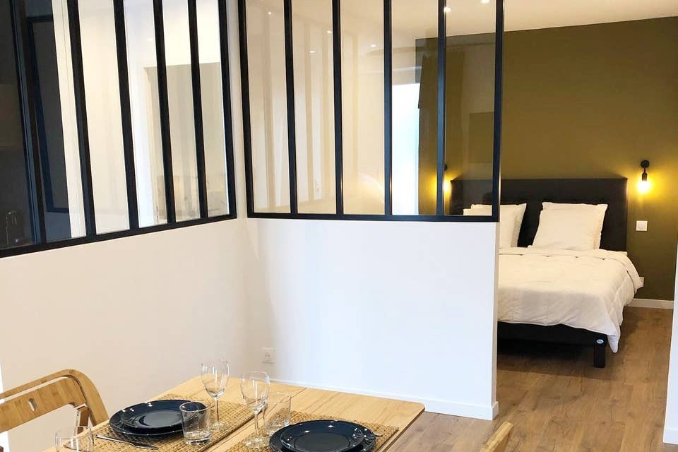 Stéphanie's apartments. From $149/night
