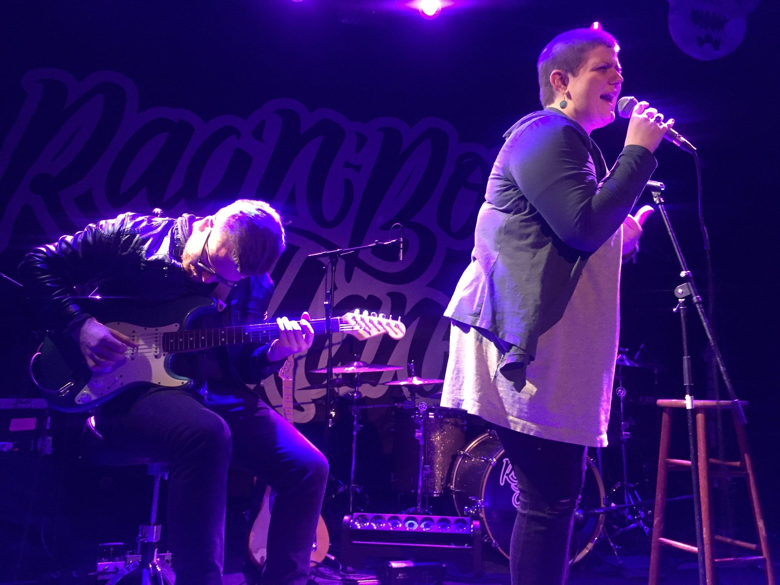 YEBBA at The Bowery Ballroom 3/9/17