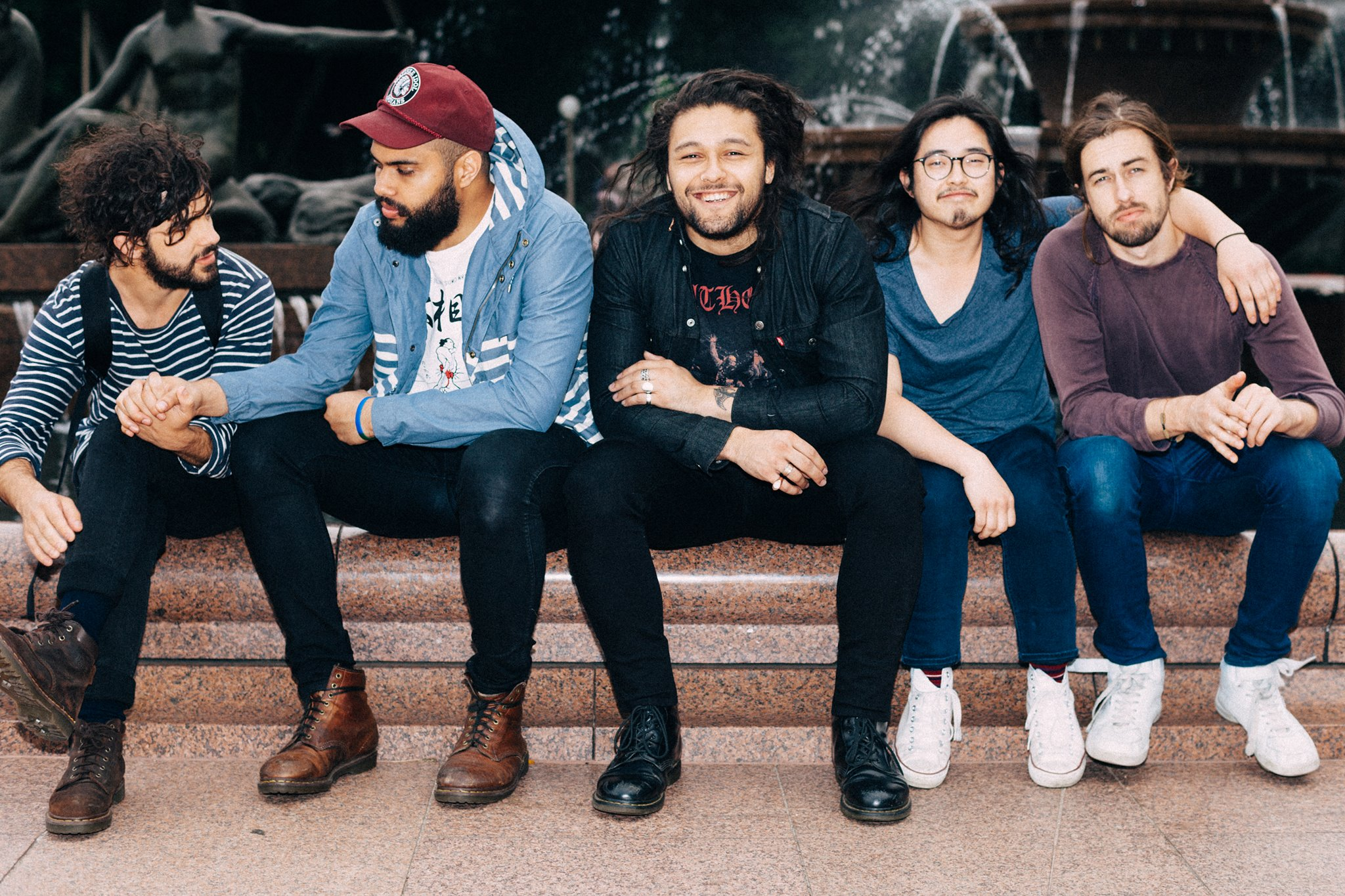 Photo Courtesy of Gang Of Youths