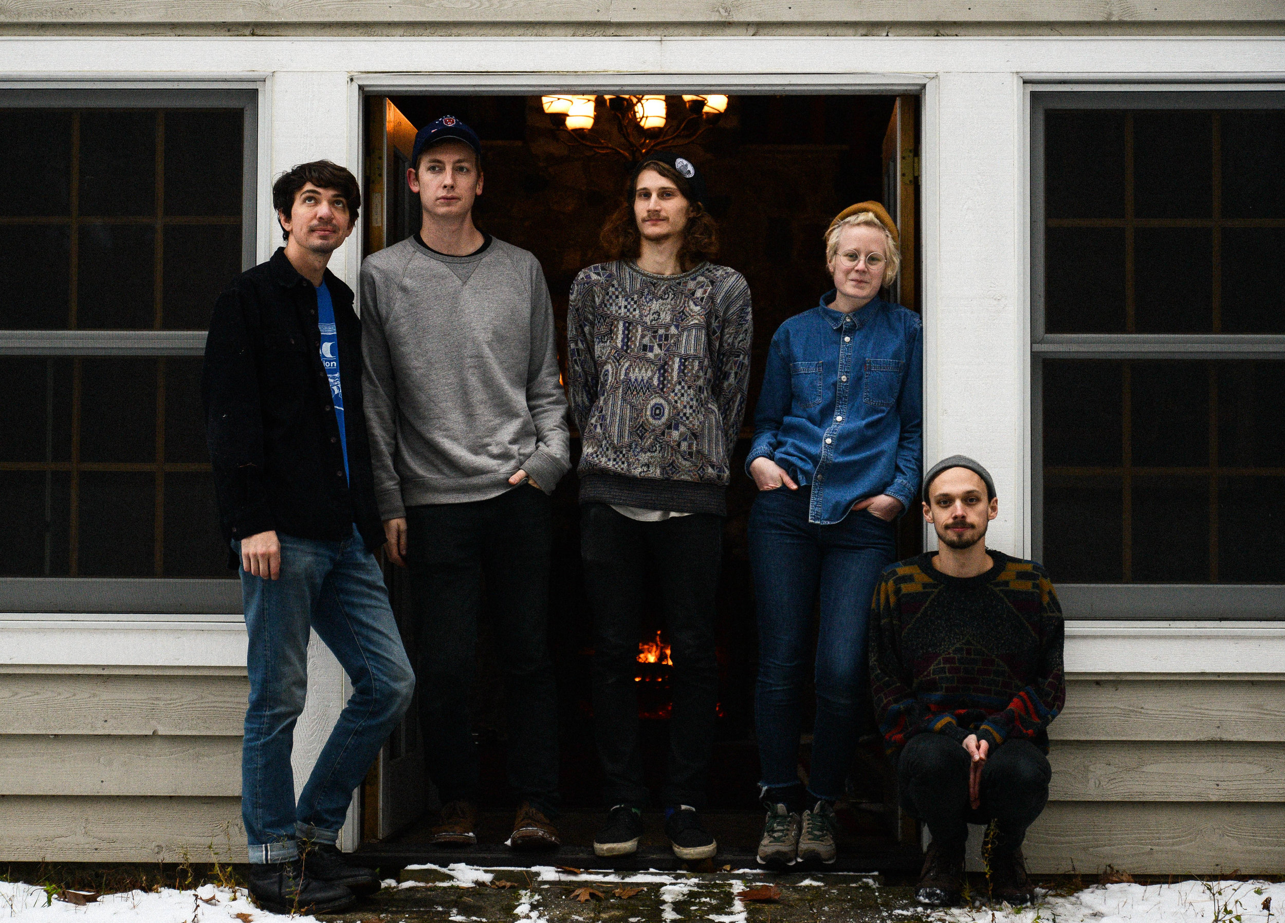 The Edwards are Kyle Maurisak (Nativity Beds), Chris DePorter (Torres), Emma McCall (Moonrise Nation), Stuart MacFadyen (Strange Foliage), and Chris Murphy.