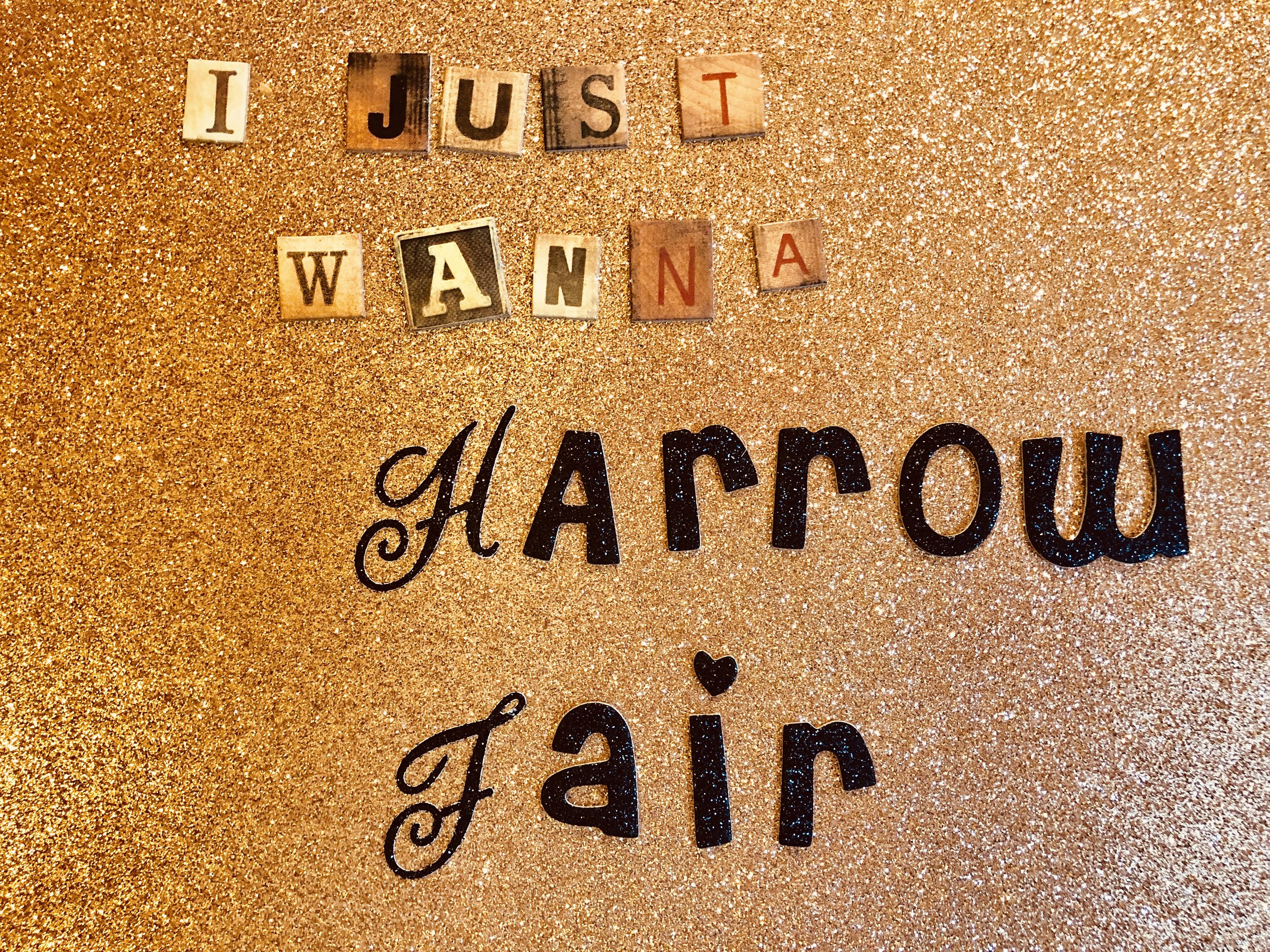 I Just Wanna_Harrow Fair_Single Artwork.jpg