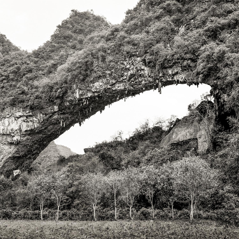 Large Arch, China, 2018