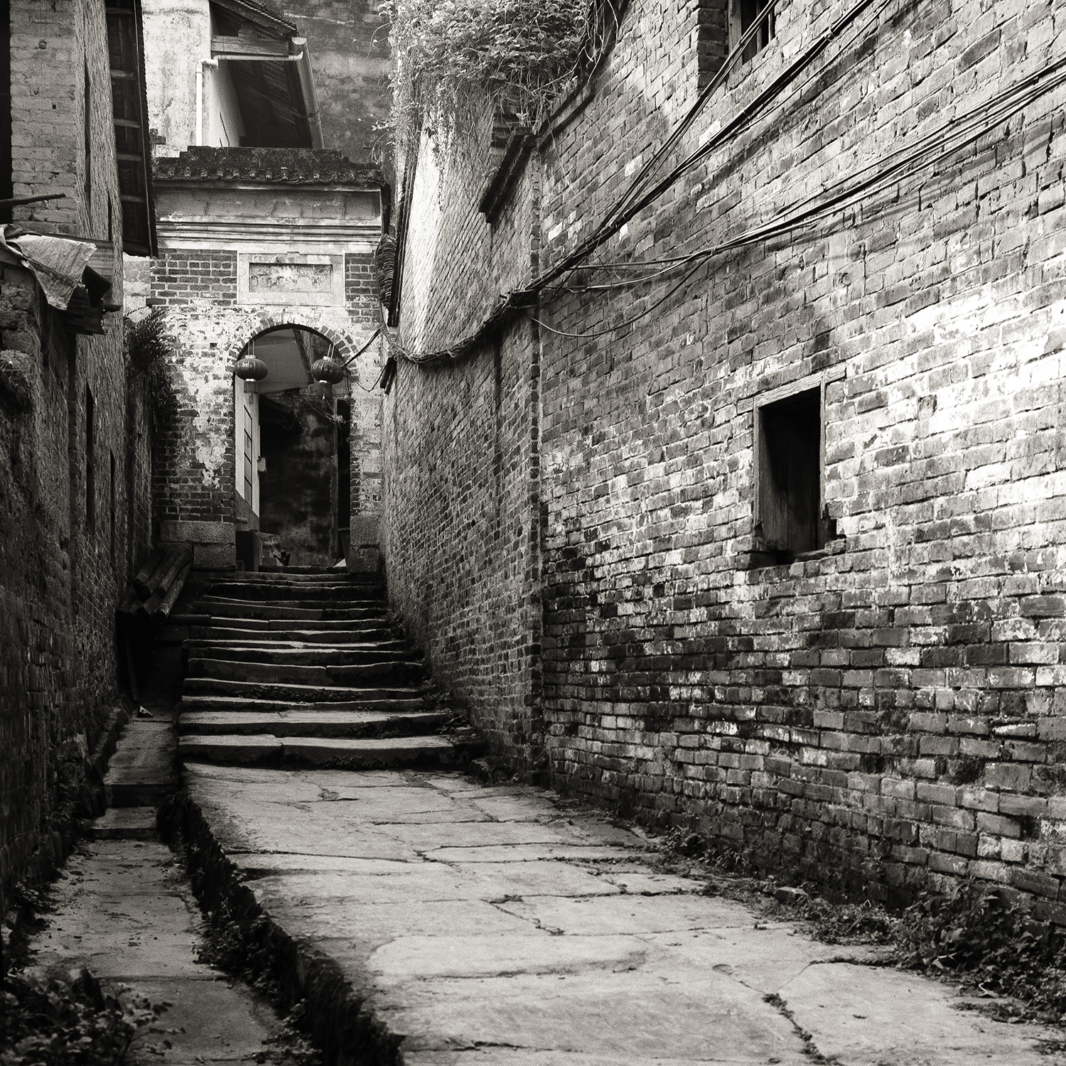 Alley, China, 2018