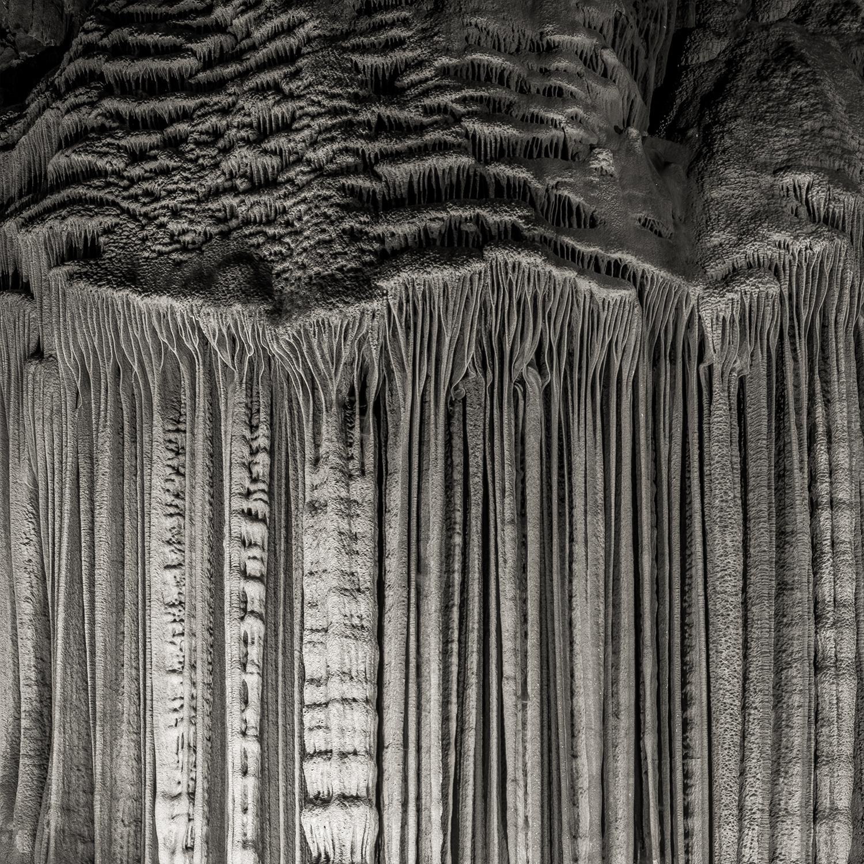 Cave Wall, China, 2018