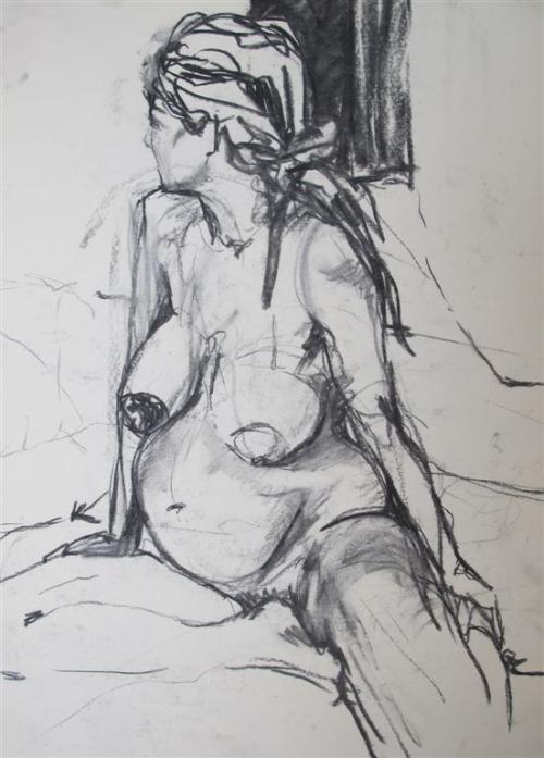 Pregnant Lady v