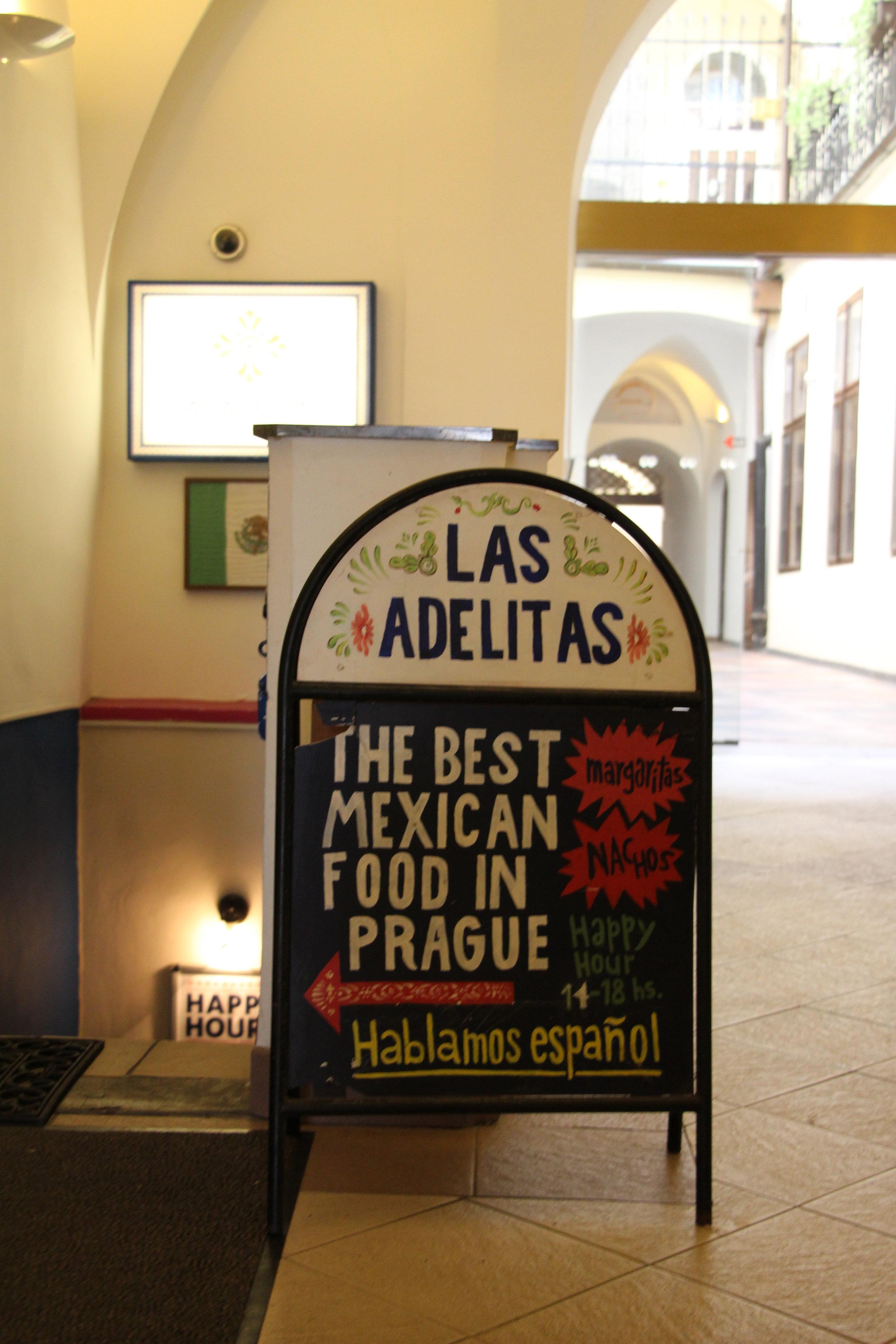 Las Adelitas | Prague Food